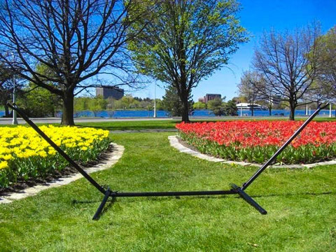 Universal Hammock Stand for Non Spreader Bar Hammocks