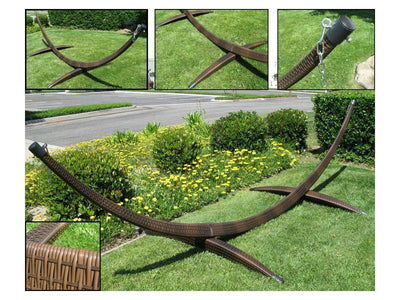 Medium image of wicker hammock stand   hammock universe canada