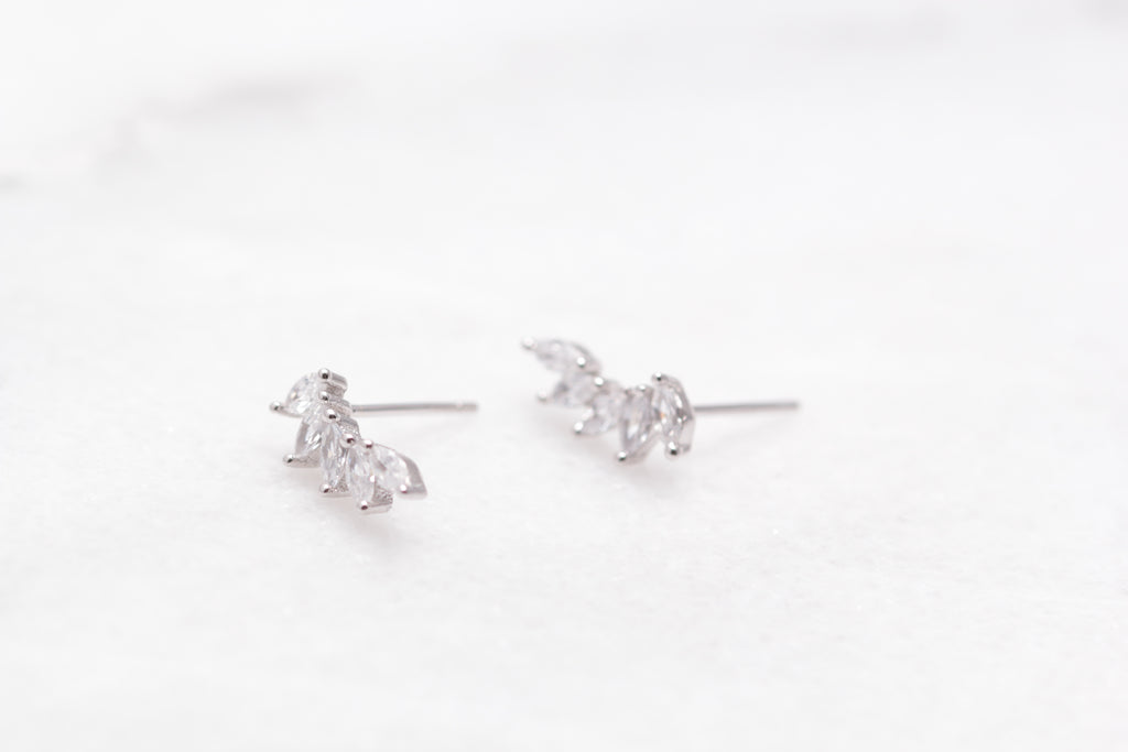 Crystal Mini Climber Studs