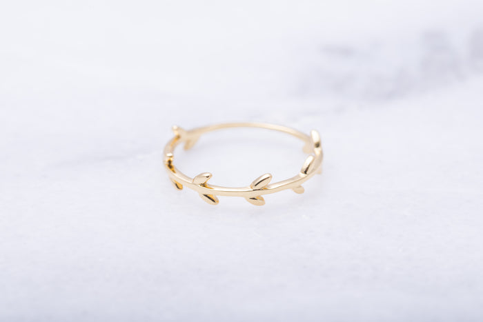 Tree Branch Ring