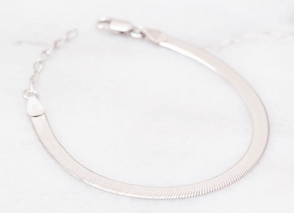 Herring Bone Bracelet