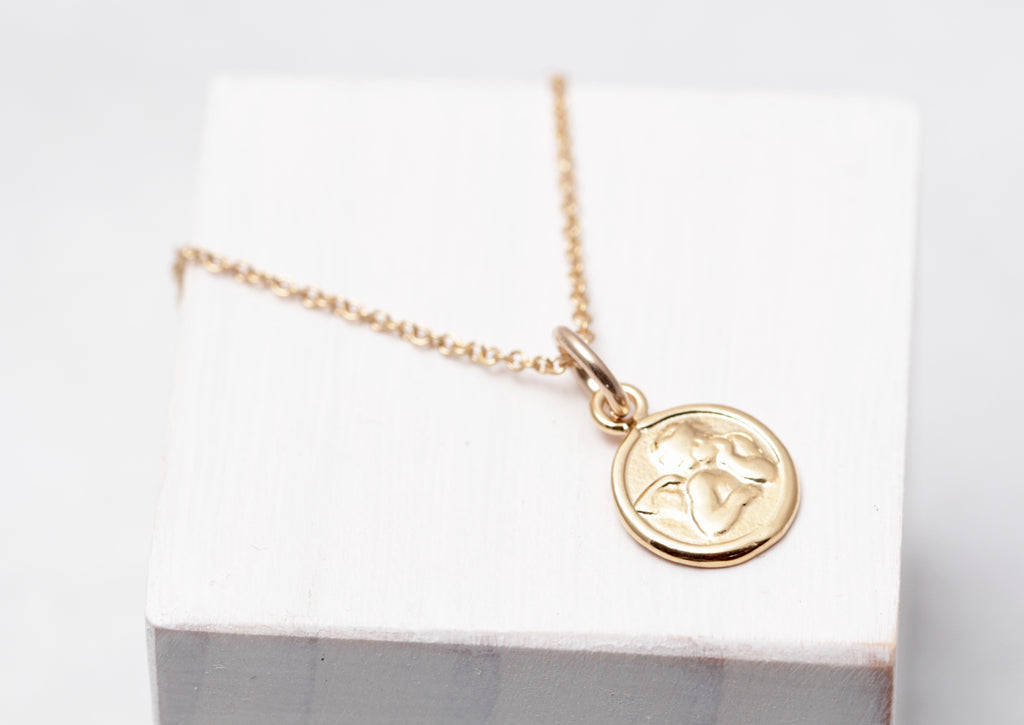 Petite Angel Necklace