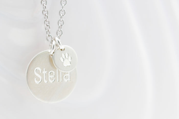 """Pet Love"" Necklace"