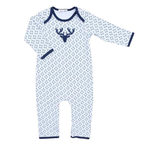 Magnolia Baby My First Buck Playsuit