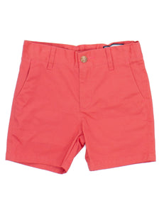 Properly Tied LD Patriot Club Short in Coral
