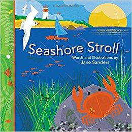Seashore Stroll board book