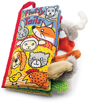 Fluffy Tails Activity Book