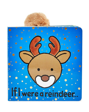 If I Were a Reindeer Book
