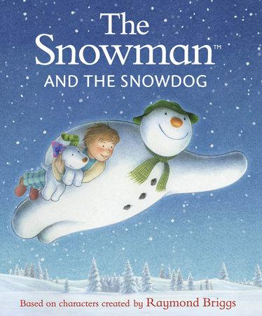 The Snowman and the Snowdog Book