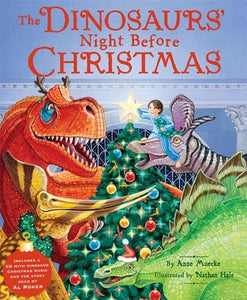 The Dinosaur Night Before Christmas