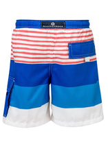 Load image into Gallery viewer, Snapper Rock Sail Stripe Classic Boardie