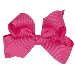 Wee Ones Mini King Grosgrain Bow