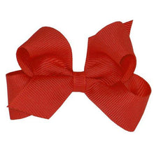 Load image into Gallery viewer, Wee Ones Mini King Grosgrain Bow