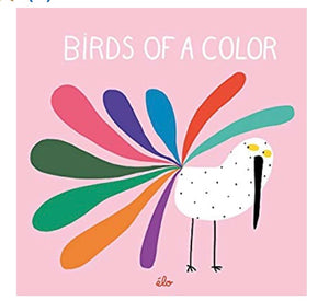 Birds of a Color board book