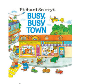Richard Scary's Busy Busy Town