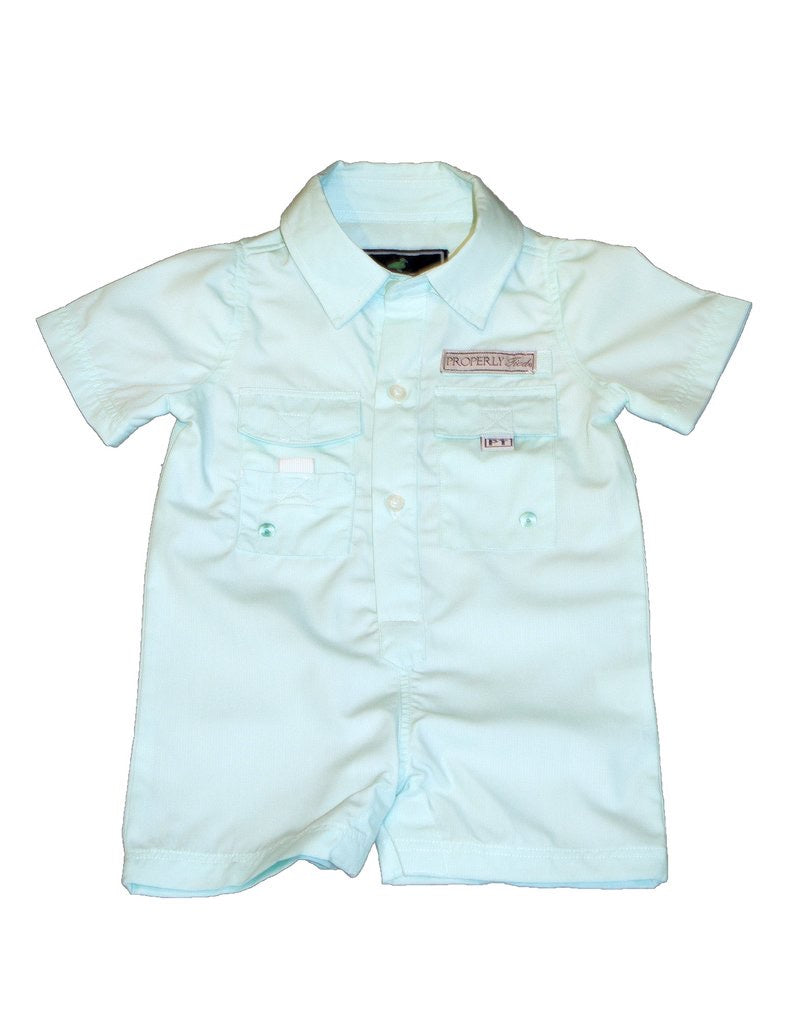 Properly Tied Baby Performance Fishing Shortall