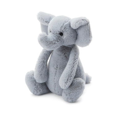 Jellycat Bashful Grey Elephant small