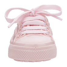 Load image into Gallery viewer, Mini Melissa Baby Polibolha III Sneaker, Light Pink