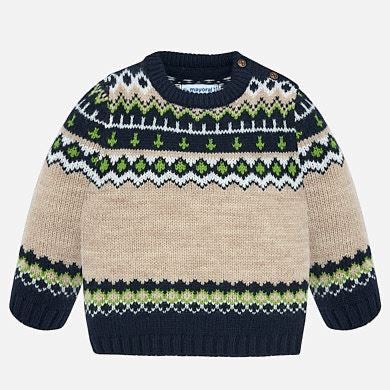 Baby Jacquard Sweater