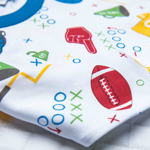 Magnolia Baby Gameday Long Pajama