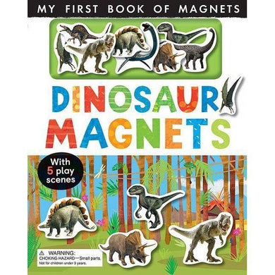My First Book of Magnets: Dinosaur