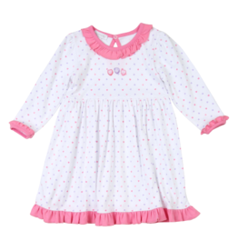 Magnolia Baby Embroidered Toddler Dress