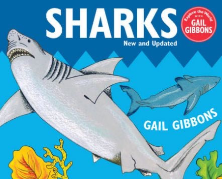 Sharks by Gail Gibbons