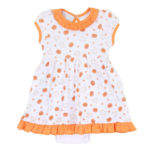 Magnolia Baby My Little Boo- Dress Set