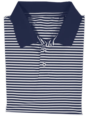 Properly Tied Navy Polo
