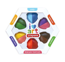 Load image into Gallery viewer, I Love Crayons - Hearts
