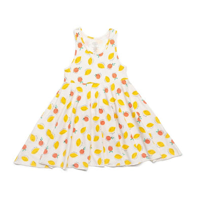 Iona Dress - Citrus Print