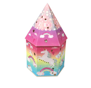 Unicorns & Rainbows Color Changing Nightlight