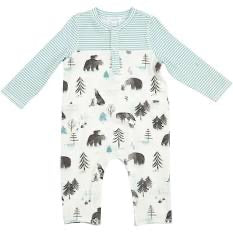 Angel Dear Mama and Cubs Romper