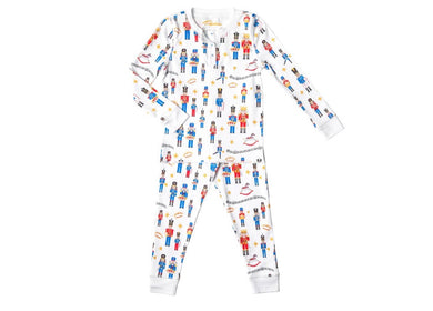 Petidoux Little Soldiers 2pc PJ Set