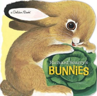 Richard Scary's Bunnies board book