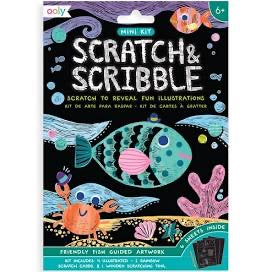 Scratch & Scribble Mini Kit