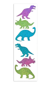 Mrs. Grossman's Dino Friends sticker strip