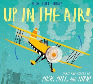 Push Pull Turn Up in the Air