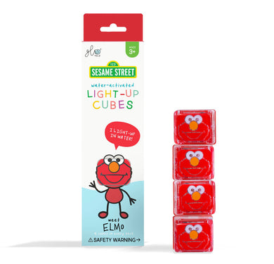 Glo Pals Limited Edition Elmo Set