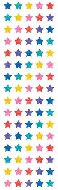 Mrs. Grossman's Multi Micro Stars stickers