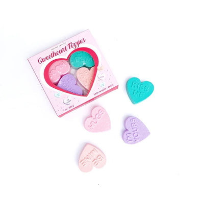 Valentine Sweetheart Fizzies Gift Set
