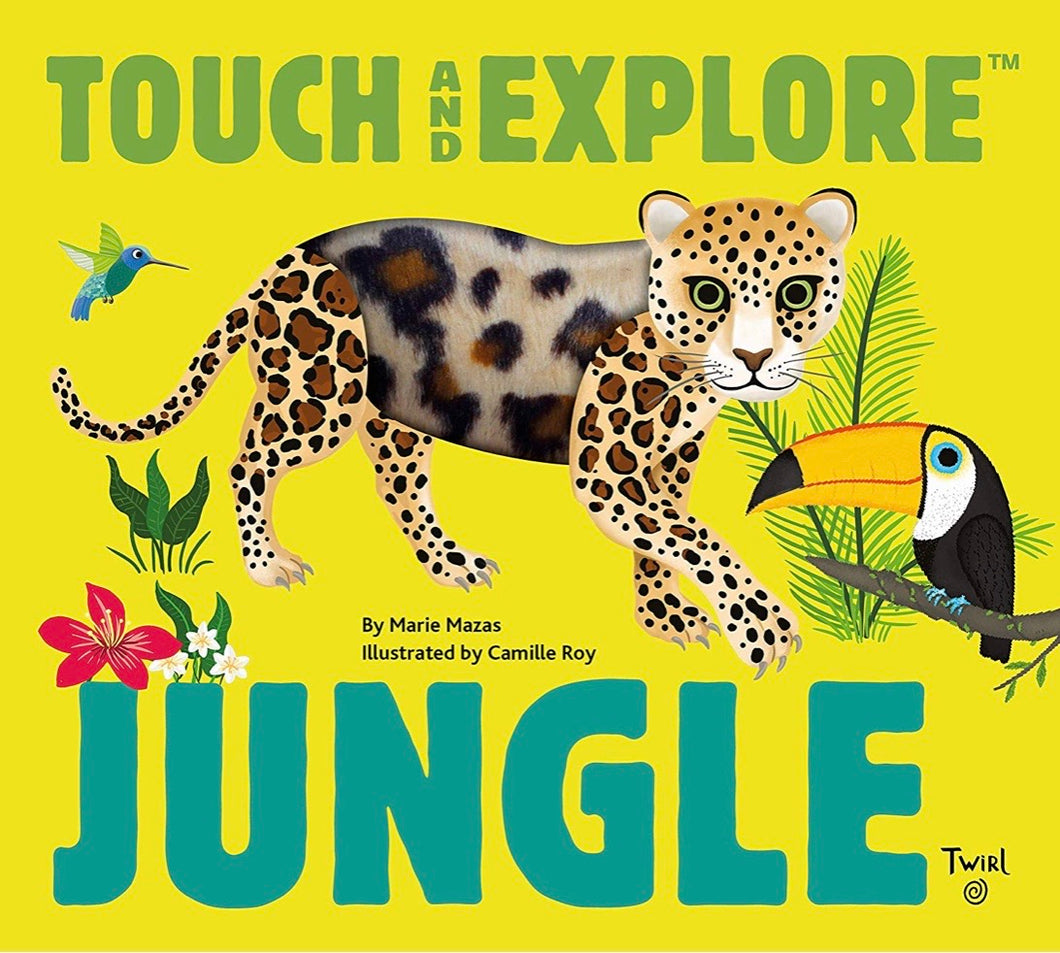 Touch and Explore Jungle Book