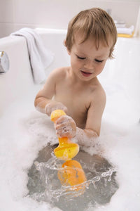 Bubble Bath Whisk - Yellow