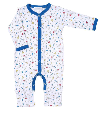 Magnolia Baby Tooltime Playsuit