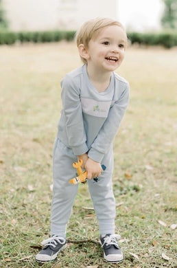 Lullaby Set Airplane Sweatsuit