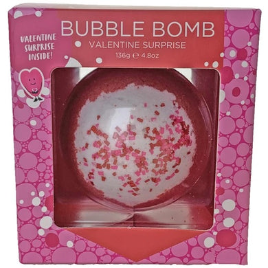 Valentine Surprise Bubble Bath Bomb
