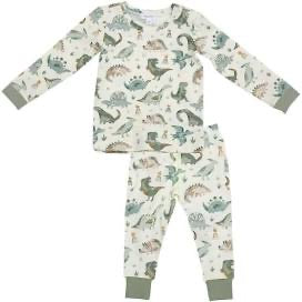 Angel Dear Crayon Dinosaur 2 Piece Lounge Wear