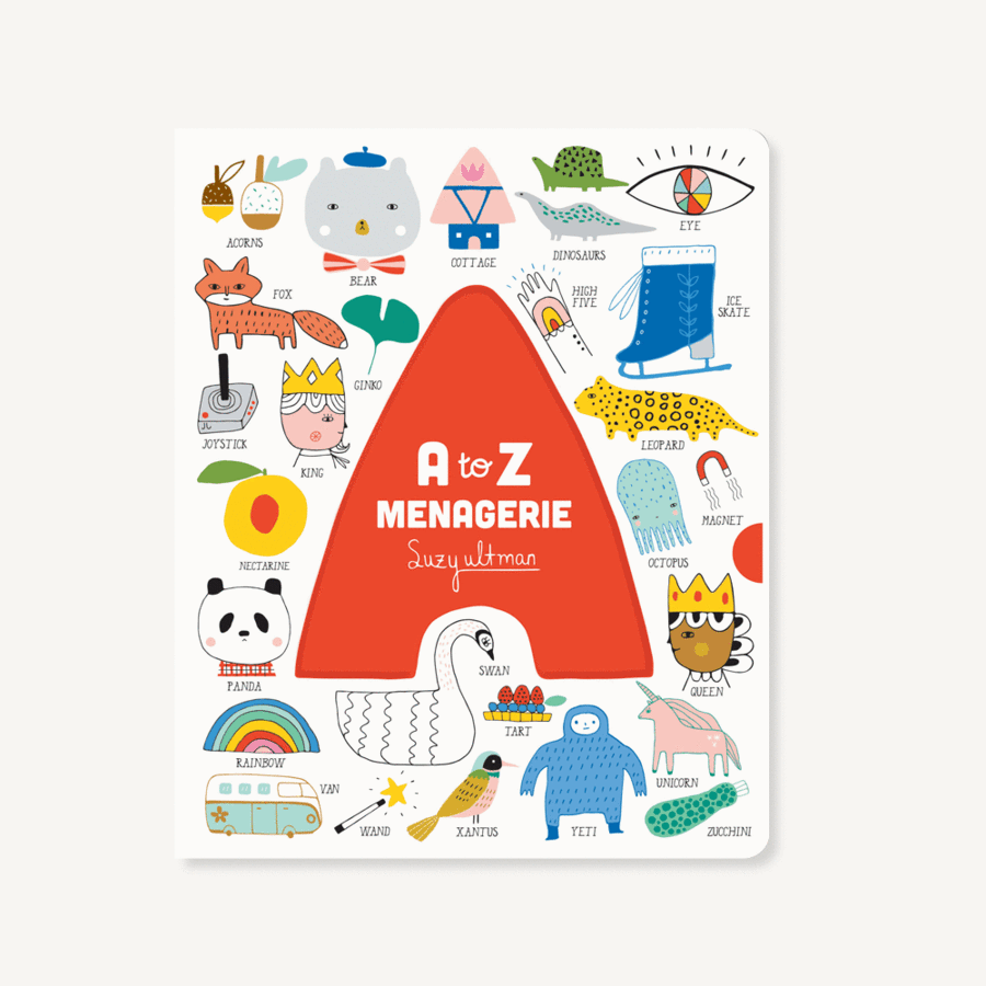 A to Z Menagerie BB