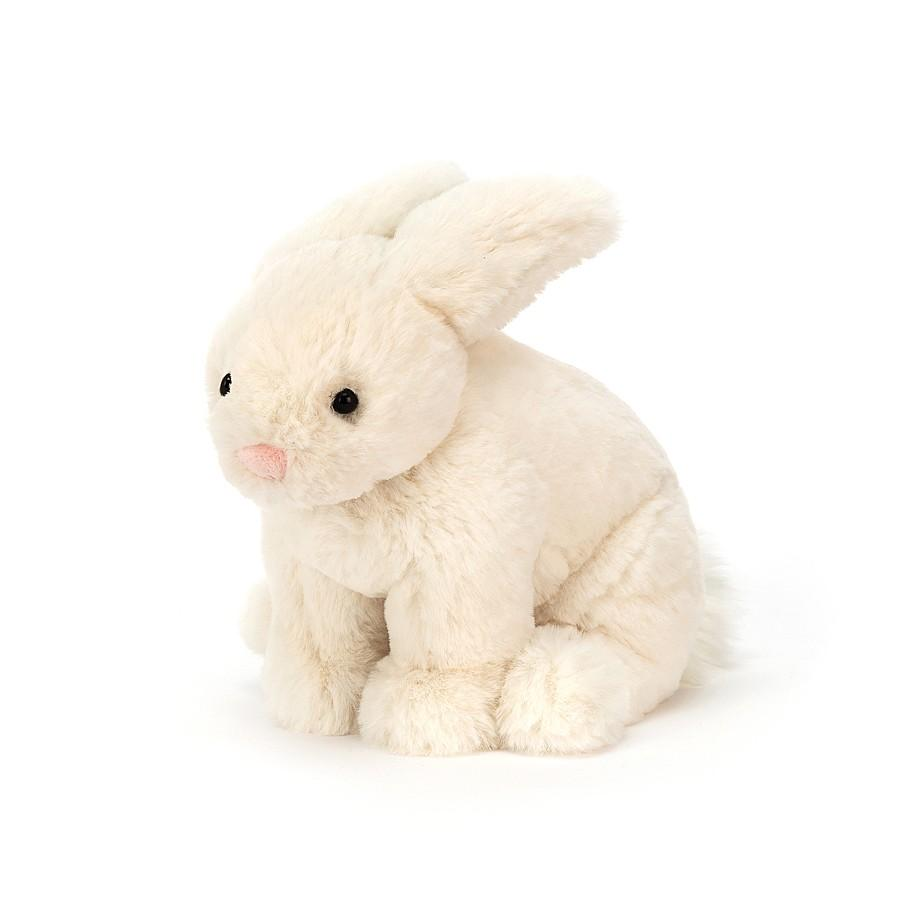 Jellycat Riley Rabbit Cream-Small