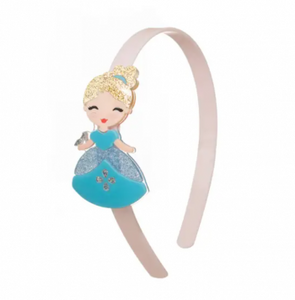 Lilies & Roses Cute Doll Headband